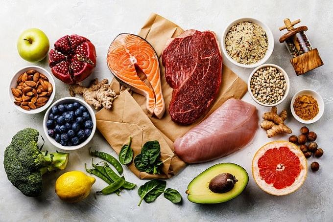 Chế độ ăn cần và đủ để đảm bảo dinh dưỡng tập luyện: Chỉ 1 tuần sẽ thấy khác biệt!