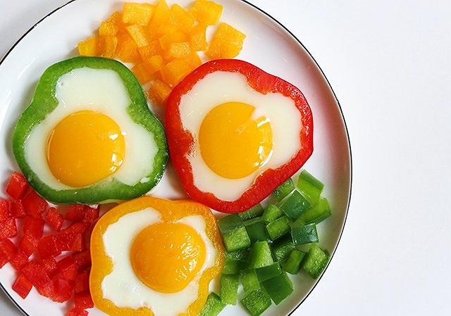 Thực đơn cho người mới tập gym có nên sử dụng nhiều trứng?