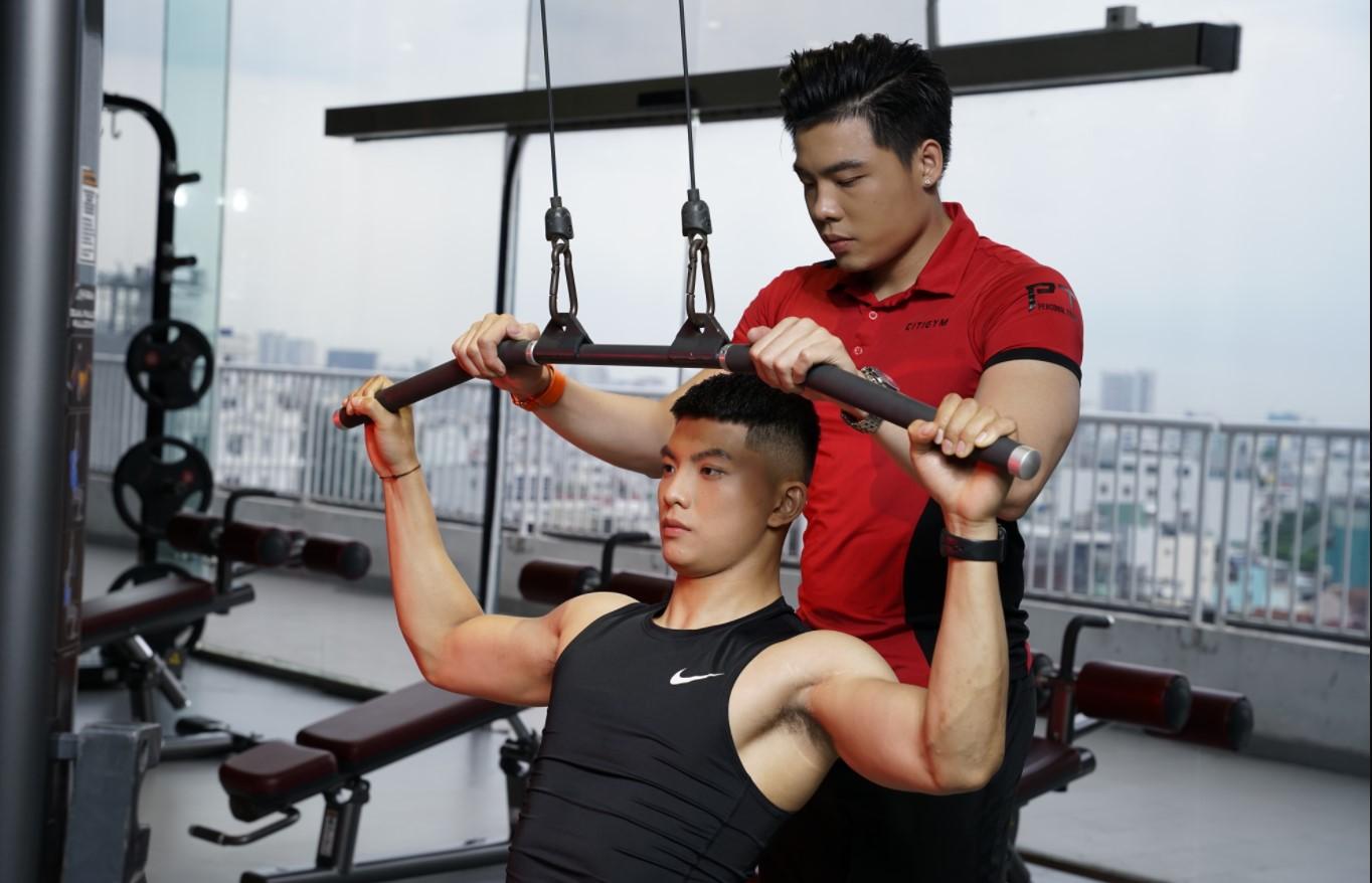 Lịch tập gym tăng cơ giảm mỡ cho nam hợp lí giúp tái tạo cơ thể