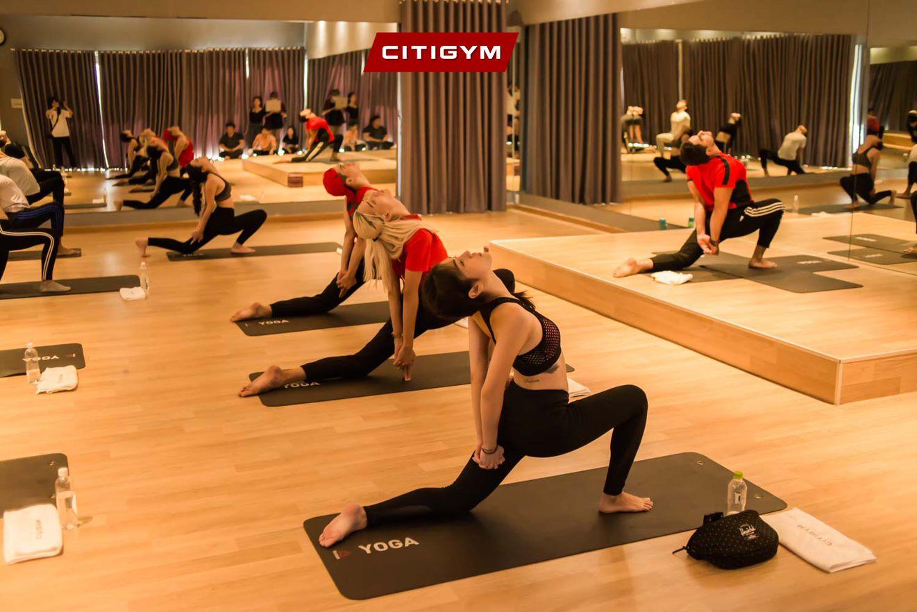 6 tiêu chí chọn phòng tập yoga cần phải biết để có buổi tập chất lượng