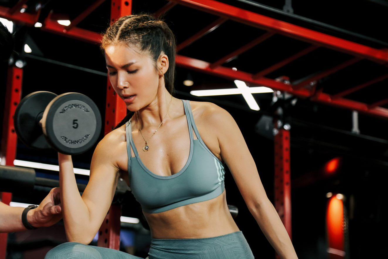 Cách tập gym hiệu quả để giảm cân