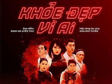 RA MẮT MV KHỎE ĐẸP VÌ AI - Bảo Anh ft ICD, Hieuthuhai, Duy Andy, Hành Or, Minh Tú