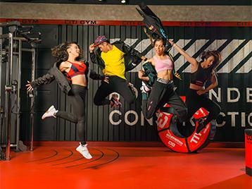 Lớp tập nhóm Group X, giải pháp tập gym cho người mới không chán nản